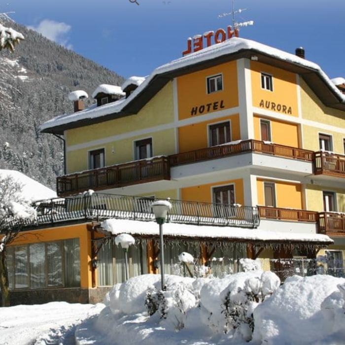 Hotel Aurora .