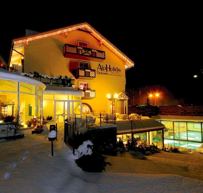 Hotel Alp Holiday